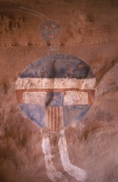 019:  The &quot;All American Man.&quot;  Ancient rock art.  What does it stand for???